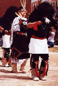 'Buffalo Dance' ... NO PICTURE ? ... PLEASE DROP ME A MESSAGE !