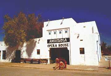 'Amargosa Opera House' ... NO PICTURE ? ... PLEASE DROP ME A MESSAGE !
